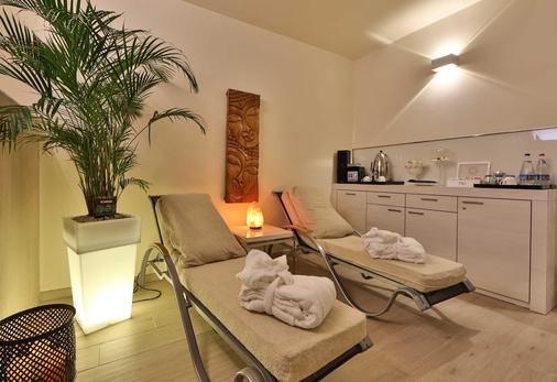 Best Western Premier Milano Palace Hotel - Modena - Kylpylä