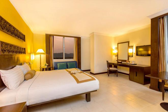 Tinidee Hotel @ Ranong - Mueang Ranong - Bedroom
