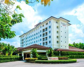 Tinidee Hotel @ Ranong - Ranong - Gebouw
