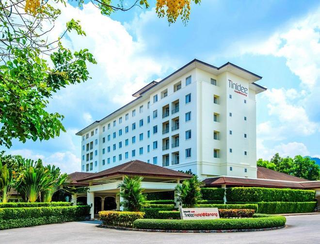 Tinidee Hotel @ Ranong - Mueang Ranong - Building