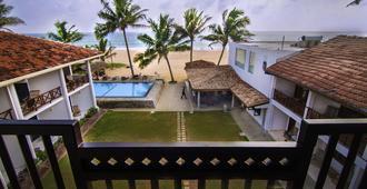 Ranmal Beach Hotel - Hikkaduwa - Balcony