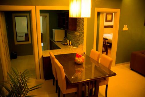 A'Famosa Resort - Malaca - Comedor