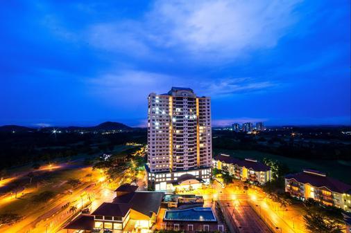 A'Famosa Resort - Malaca - Edificio