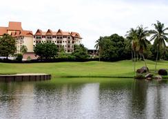 A'Famosa Resort - Malaca - Campo de Golf