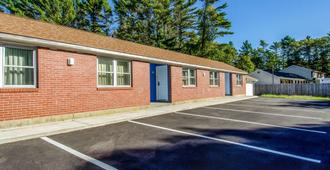 Rodeway Inn Middleboro-Plymouth - Middleboro - Edificio