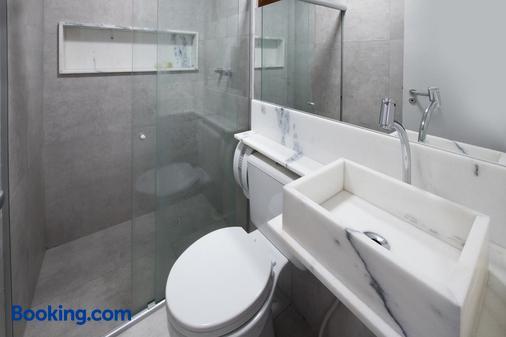 Pousada Quatro Estações - Porto de Galinhas - Phòng tắm