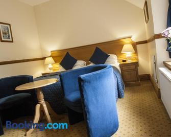 The Glen Hotel - Newtonmore - Schlafzimmer
