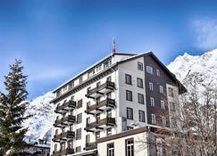 The Dom Hotel - Saas-Fee - Building