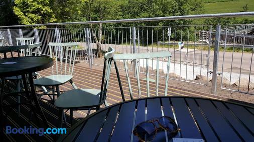 格倫尼維斯青年旅館 - 威廉堡 - 陽台