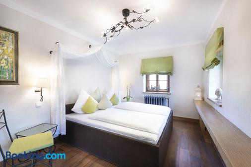 Romantik Hotel Chalet am Kiental - Herrsching am Ammersee - Bedroom