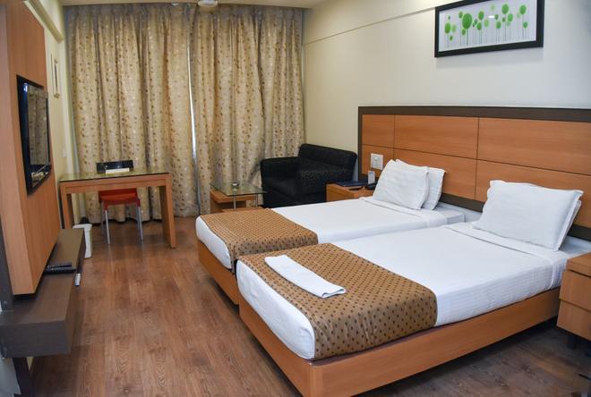 Hotel Windsor - Patna - Κρεβατοκάμαρα