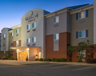 Candlewood Suites Auburn - Auburn - Gebäude