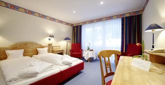 Aktiv Hotel Schweiger - Füssen - Makuuhuone