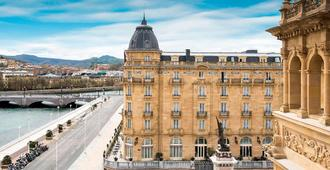 Hotel Maria Cristina, a Luxury Collection Hotel - San Sebastián - Toà nhà