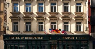 Hotel Praga 1 - Prag - Gebäude