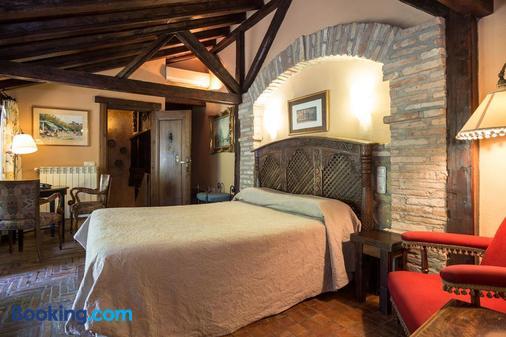 Hotel America - Granada - Bedroom