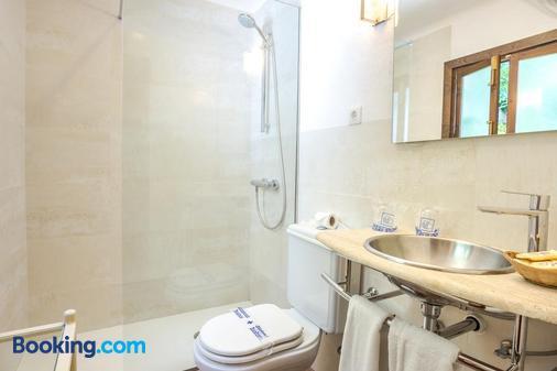 Hotel America - Granada - Bathroom