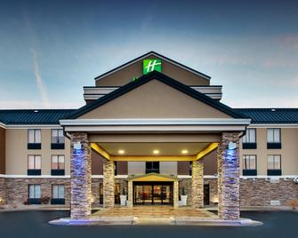 Holiday Inn Express & Suites - Interstate 380 At 33rd Avenue - Cedar Rapids - Gebouw