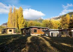 Patagonia House - Кояике - Здание