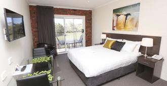 Mildura Riverview Motel - Mildura - Bedroom