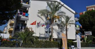 Hotel Lunay - Αντάλια - Κτίριο