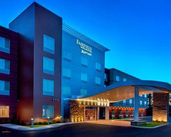 Fairfield Inn & Suites by Marriott Buffalo Amherst/University - Amherst - Gebäude