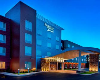 Fairfield Inn & Suites by Marriott Buffalo Amherst/University - Amherst (New York) - Building