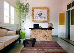 Guesthouse Katanka - Las Palmas de Gran Canaria - Living room