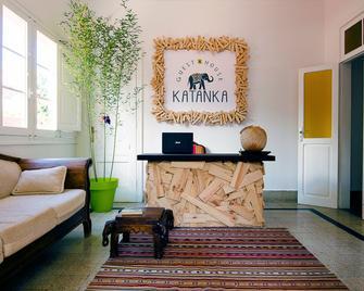 Guesthouse Katanka - Las Palmas de Gran Canaria - Phòng khách