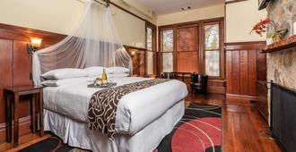 Hotel Napa Valley Ascend Hotel Collection - נאפה - חדר שינה