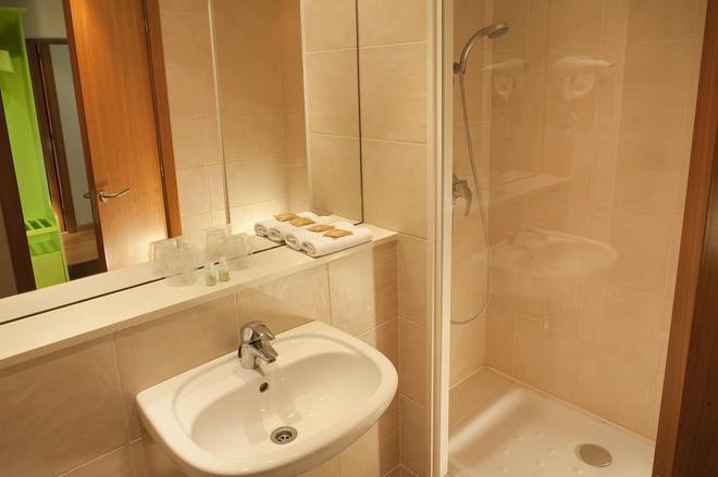 Hotel Campanile Barcelona Sud - Cornella - Cornellà de Llobregat - Salle de bain
