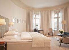 Hotel Diplomat - Estocolmo - Quarto
