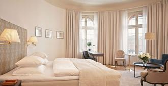 هوتل ديبلومات - ستوكهولم - غرفة نوم