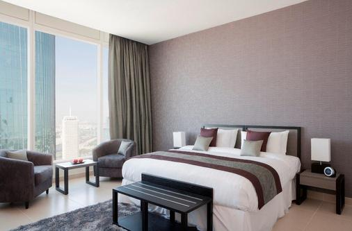 Nassima Tower Hotel Apartments - Dubai - Bedroom