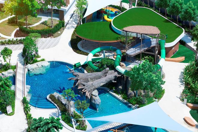 芭堤雅阿瑪瑞海景酒店 - 芭達雅 - 游泳池