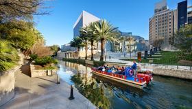 Hotel Indigo San Antonio-Riverwalk - San Antonio - Outdoors view