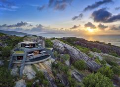 Six Senses Zil Pasyon - Felicite Island - Buiten zicht
