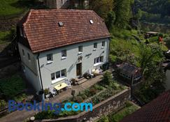Haus Bergfriede - Bad Schandau - Bygning