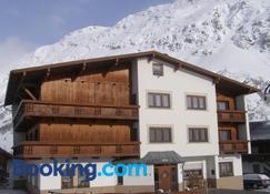 Hotel Garni Sport Sonneck - Galtur - Building