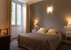 The Originals Boutique, Villa Montpensier, Pau (Inter-Hotel) - Pau - Phòng ngủ