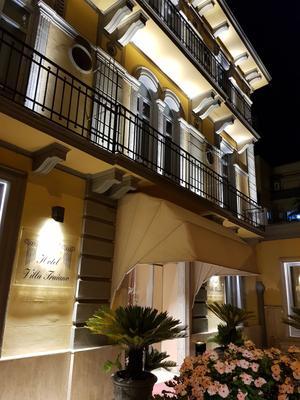 Hotel Villa Traiano - Bénévent - Bâtiment