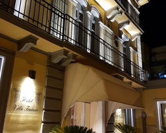 Hotel Villa Traiano - Benevento - Building