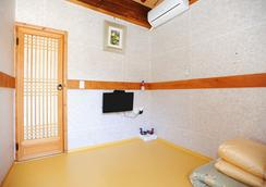 Happiness Full Guesthouse - Jeonju - Schlafzimmer