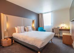 北圖爾梅里斯廣場康鉑飯店 - 土魯斯 - 臥室