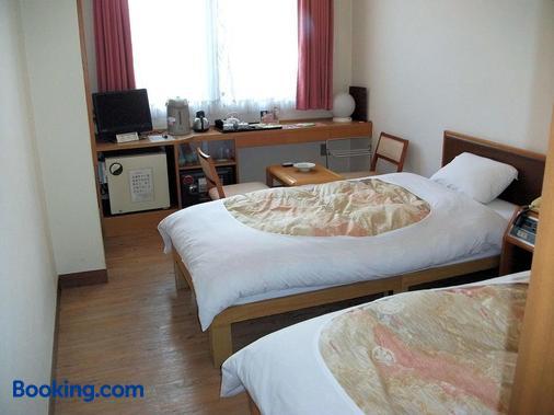 花柳之章日式旅館 - 笛吹市 - 臥室