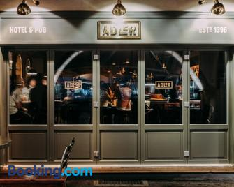 Adler Boutique Hotel - Murten - Gebouw