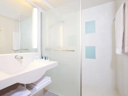 土魯斯市中心諾富特酒店 - 土魯斯 - 圖盧茲 - 浴室