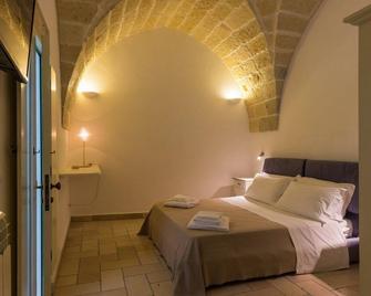 B&B Donnantonietta - Nobile dimora - Minervino di Lecce - Schlafzimmer