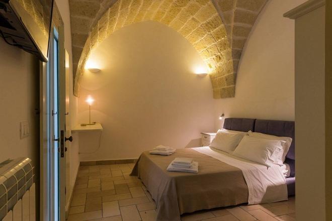B&B Donnantonietta - Nobile dimora - Minervino di Lecce - Bedroom