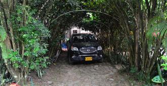 Hostal Campestre Chitota - Bucaramanga - Vista del exterior